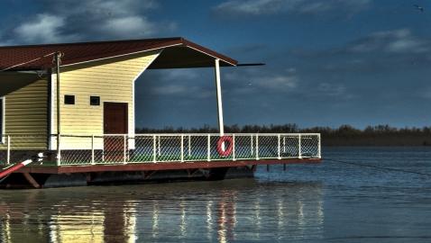 Casa pe Dunare