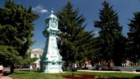 Ceasul din Centrul Vechi