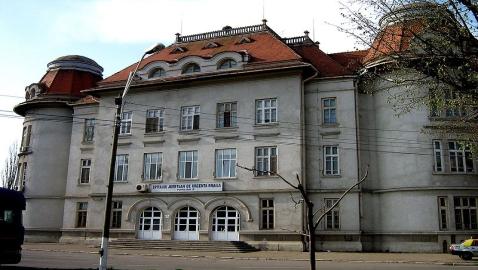 Spitalul Judetean - Fostul Spitalul 3