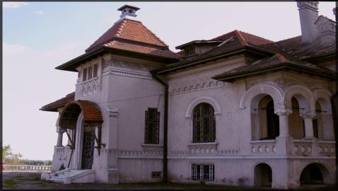 Vechiul Hotel Belvedere